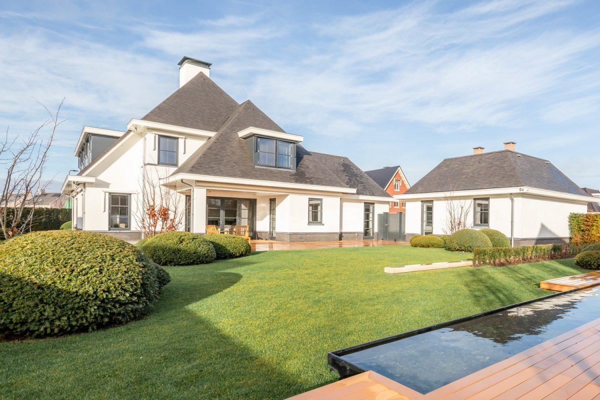 Landelijke villa Brabant 1